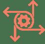 Flexible Workflow orange